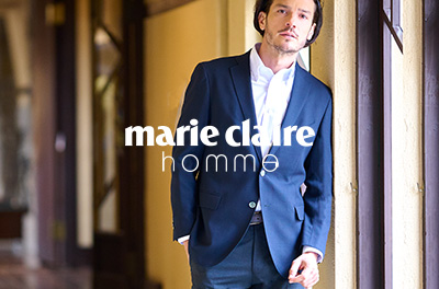 marie claire homme